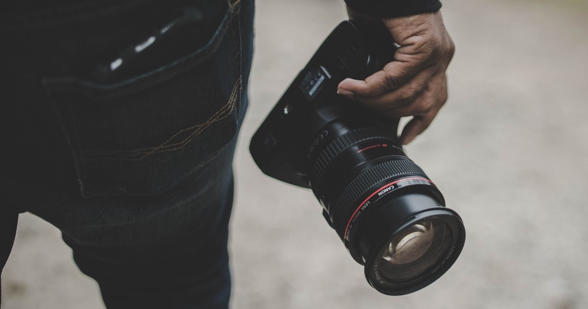 How to be recognized as a photographer