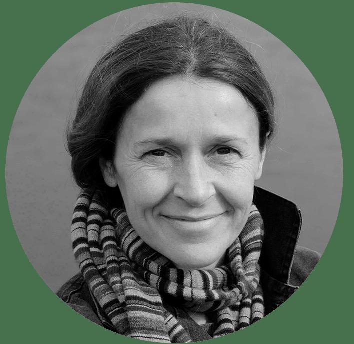 Isabelle Lefort, présidente de Paris Good Fashion
