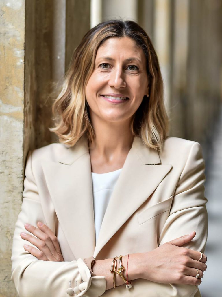 Virginie Ducatillon fondatrice de la marque Adapta.